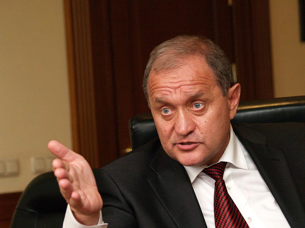 Могилёв уверяет: За неделю склоню Донбасс к возвращению под тризуб